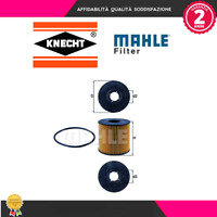 OX210D Filtro olio Nissan-Opel-Renault (MARCA-KNECHT,MAHLE)