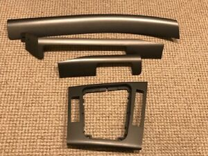 BMW E46 M3 Convertible Dash Trim Set