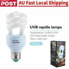 13w B 5.0 E27 Base Energy Saving Tortoise Snake Reptile Light Bulb Lamp XI