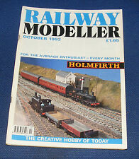 RAILWAY MODELLER VOLUME 43 NUMBER 504 OCTOBER 1992 - WALLSEA MAIN