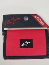 Alpinestars Wallet Brand New black Red