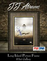J.J Abrams Signed Star Wars Photo Newly Custom Framed FREE SHIPPING PSA COA