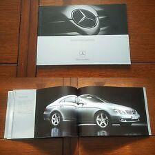 The Passenger Car Range Mercedes-Benz C E S A M CLK SLK CL CLS SL SLR Class 2004