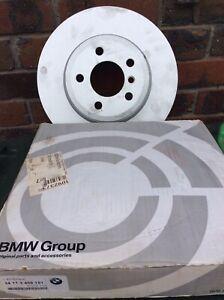 BMW X3  E83 Genuine Front Brake Rotors 2006/7