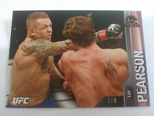 Ross Pearson 2015 Topps UFC Champions Red #2/8