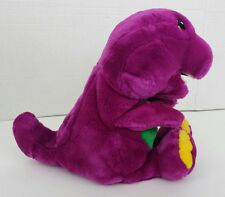 "15"" Barney The Dinosaur & Friends Hand Puppet Plush Dolls Toys Stuffed Animals"
