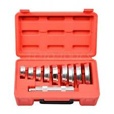 Bearing Race & Seal Driver Installer Set Remover 10 Piece Auto Tools