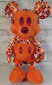 Mickey Mouse Memories Plush 7/12 July Limited Edition Disney Collectible.