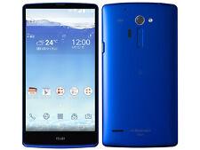 LG LGL24 ISAI FL 4.4 ANDROID 4K/2K SMARTPHONE NEW UNLOCKED JAPAN VER LG G3 BLUE
