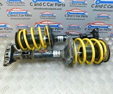 Bmw Z3 2.8 Front springs and dampers struts  WEITEC struts 12/2