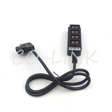 D-Tap Power Splitter,D-tap to 4x Female D-tap camera Splitter for ARRI RED CANON