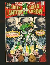 Green Lantern # 84 - Neal Adams cover/art & Wrightson art VG+ Cond.
