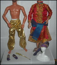 OUTFIT COMPLETE KEN TALES OF THE  ARABIAN NIGHTS DOLL EXTRAORDINARY COSTUME