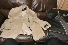 Highest Quality Men's Ensemble Of Clothing, New Never Worn 2-Jackets 3-Pants