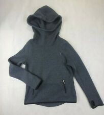 Old Navy Boys Gray Pull over Hoodie Boys Size M (8)  Preowned