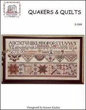 Quakers & Quilts by Rosewood Manor S-1168 designs by Karen Kluba/Pamphlet