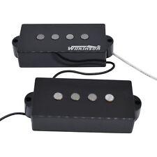 Set di 2 Wilkinson Pro WPB Alnico BASS GUITAR V Precision Pickups