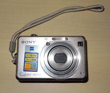 Sony DSC-W100 Digitalkamera wie NEU Cyber-shot 8,1 Megapixel