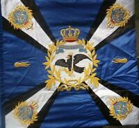 """Prussian Infantry Regiment  double-sided 49.6"""" x 49.6"""""""
