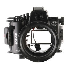 For Canon 5D Mark III IV Camera &24-105mm Lens 40M Waterproof Housing Case Shell