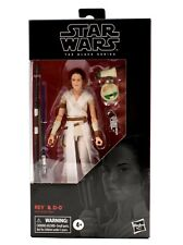 Star Wars The Black Series - #91 Rey & D-O Action Figure