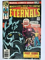 Eternals #1 - 1st App Eternals 1976 Marvel MCU Movie (003)