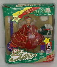 "Starr Super Model Agency Holiday Collection 6.5"" Fashion Doll Bonus Outfit NEW"