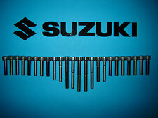 Suzuki LS650 Savage 650 Stainless SS A2 Engine Allen Screw Bolt Set Kit