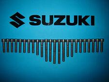 Suzuki LS650 Savage 650 Stainless SS A2 Engine Allen Screw Bolt Set Kit