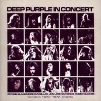 DEEP PURPLE - IN CONCERT 1970-1972 (LIVE IN LONDON) 2 CD 8 TRACKS HARD ROCK NEU