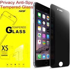 3D Housse Anti-espion Film protecteur écran en verre trempé pour iPhone 6 6s 7 7