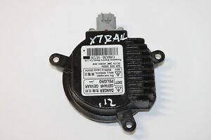 #2552G Nissan X-Trail T31 2012 LHD HEADLIGHT XENON BALLAST