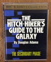 The Hitch-hikers Guide To The Galaxy By Douglas Adams Cassettes BBC Radio