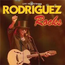 RODRIGUEZ (RODRIGUEZ ROCKS LIVE CD - SEALED + FREE POST)
