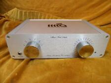 MUSIC FIRST Classic  Headphone Pre Amplifier tvc