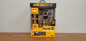 Muddy Outdoors Pro Cam 20 20MP Trail Camera 70ft 0.6 Second Trigger Speed New