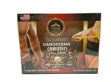 GOURMET GANODERMA REISHI 4 IN 1 COFFEE 15 SACHETS