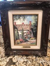 Marty Bell Limited Edition #264/750 Blyton Cottage