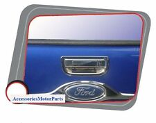 CHROME TAIL GATE HANDLE COVER TRIM COVER FOR NEW FORD RANGER XLT 2011+