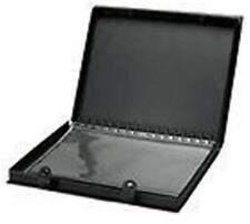 "Prestige/Alvin Crusher Black Presentation Case 8.5""x11""  (PCH811) NEW)"