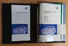 VW PASSAT B6 OWNERS MANUAL HANDBOOK WALLET 2005-2010 PACK G-515 !