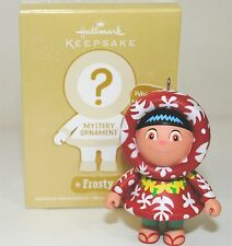 Hallmark 2011 Aloha Frosty Friends  Mystery  Ornament