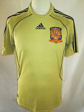 España 2008-2010 Away camiseta de fútbol Talla Pequeña