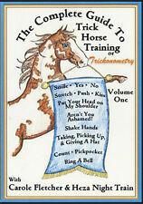 TRICKOMETRY Full Guide To Trick Training Horse Educational  AMAZING 3 DVD !