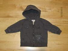 Roots Boy Jacket 6-12m Dark Grey