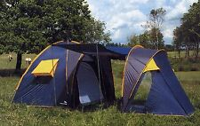NEW Easy Camp Modena 5 To 7 Berth Person Dome Tunnel Tent Cheap Camping FREE P&P