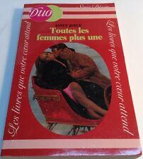 Book in french: TOUTES LES FEMMES PLUS UNE,JANET JOYCE  ,DUO, Série désir
