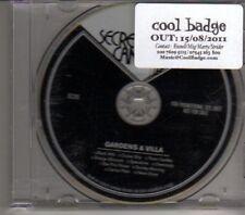(CD462) Gardens & Villa - 2011 DJ CD