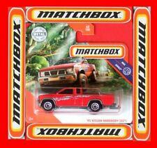 MATCHBOX 2020   ´95 NISSAN HARDBODY (D21)   62/100  MBX JUNGLE      NEU&OVP
