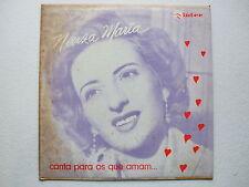 NEUZA MARIA - CANTA PARA OS QUE AMAM 10'' 1956 NEUSA MPB SAMBA JAZZ BOSSA NOVA